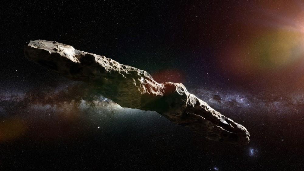 Oumuamua uzaylıların varlığının göstergesi mi?