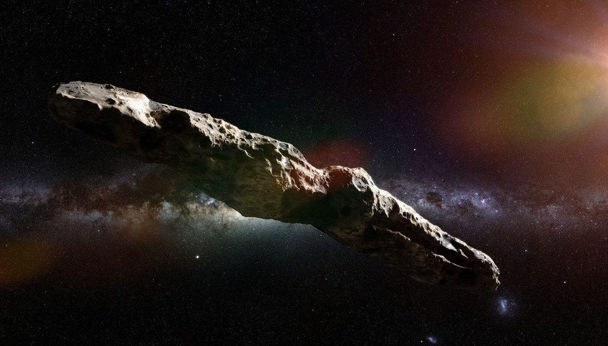 Oumuamua uzaylıların varlığının göstergesi mi? Harvard Üniversitesi dünya dışı yaşamın varlığını kanıtlayacak