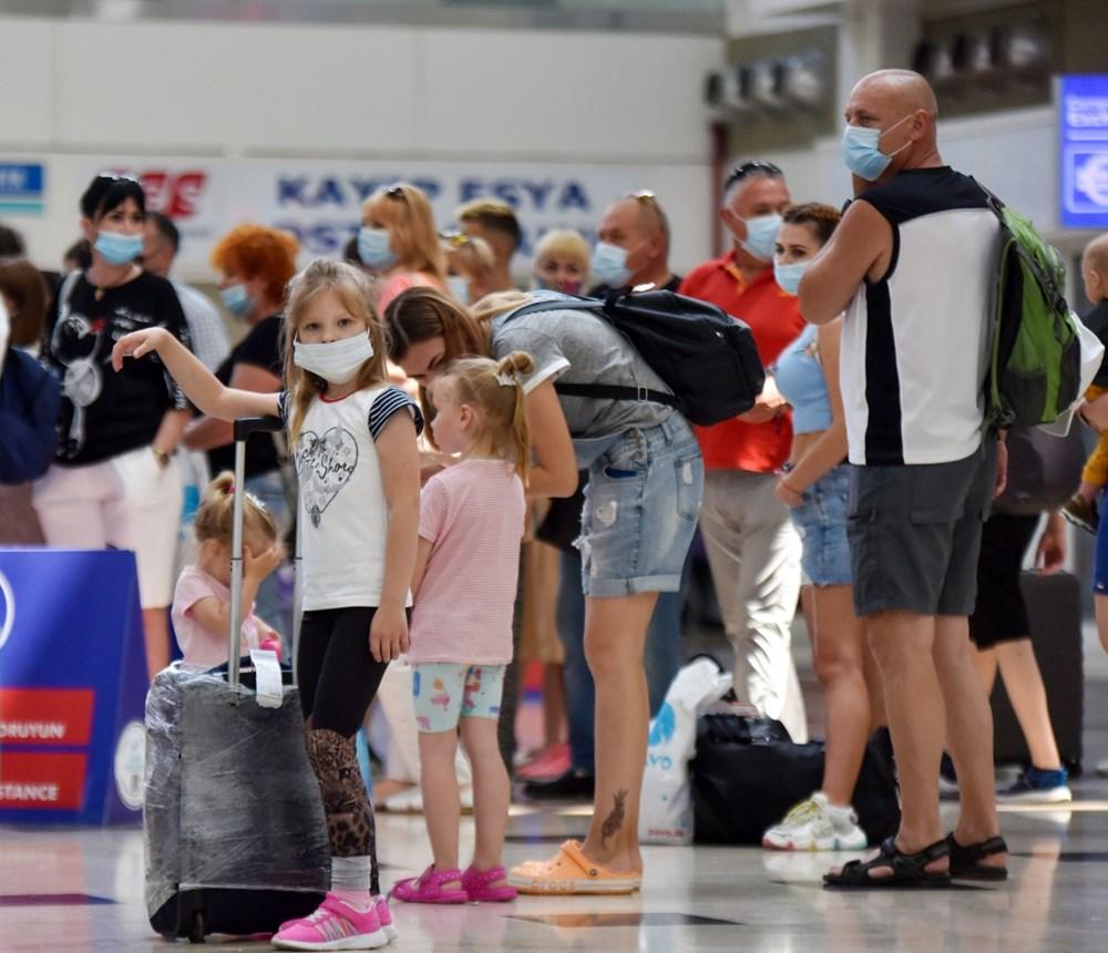 Kapılar açıldı, Ruslar akın akın geliyorlar! Rusya'dan hava trafiği yüzde 45 arttı - 3