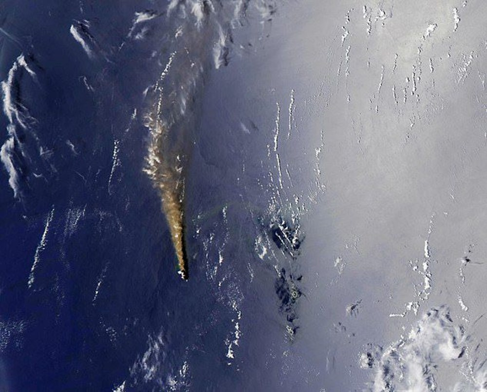 Devasa toz bulutu uzaydan görüntülendi (8 bin kilometre yol kat etti) - 53