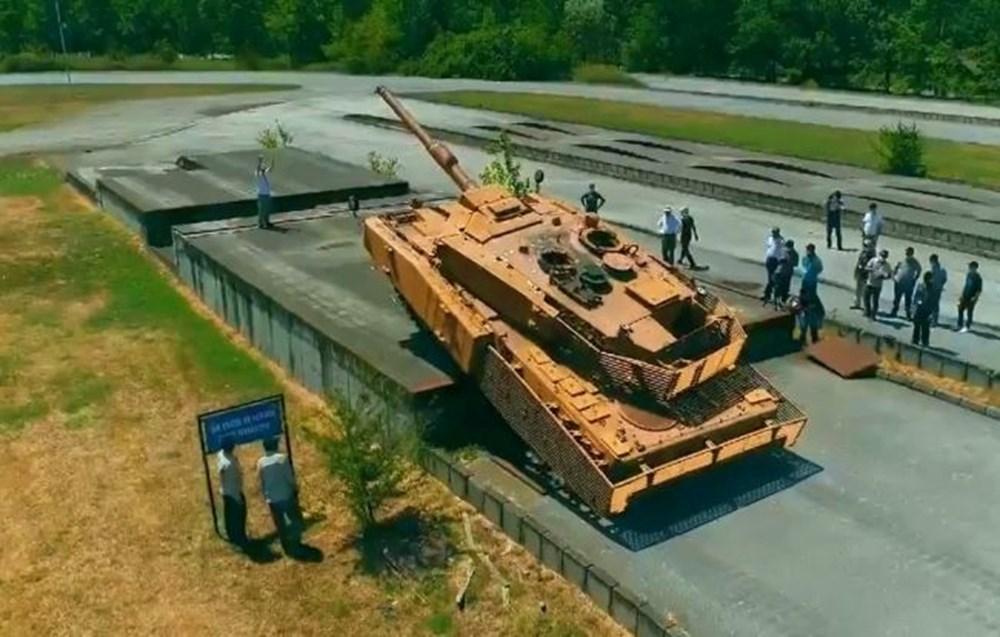 Dijital birliğin robot askeri Barkan göreve hazırlanıyor (Türkiye'nin yeni nesil yerli silahları) - 64