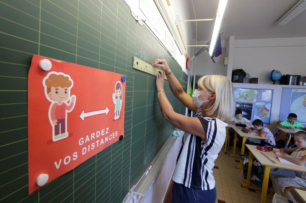 Avrupa'daki okullar corona virüs ile nasıl başa çıkıyor? - 10