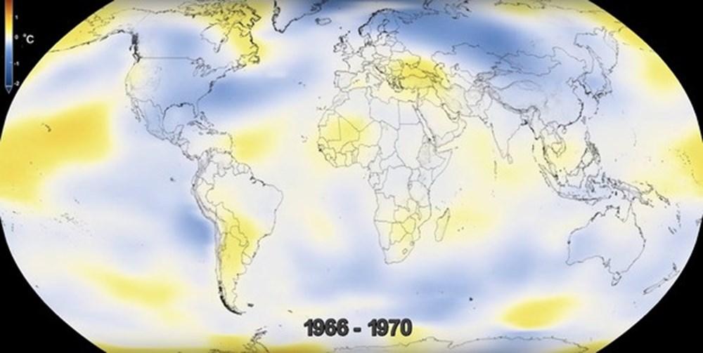 Dünya 'ölümcül' zirveye yaklaşıyor (Bilim insanları tarih verdi) - 96