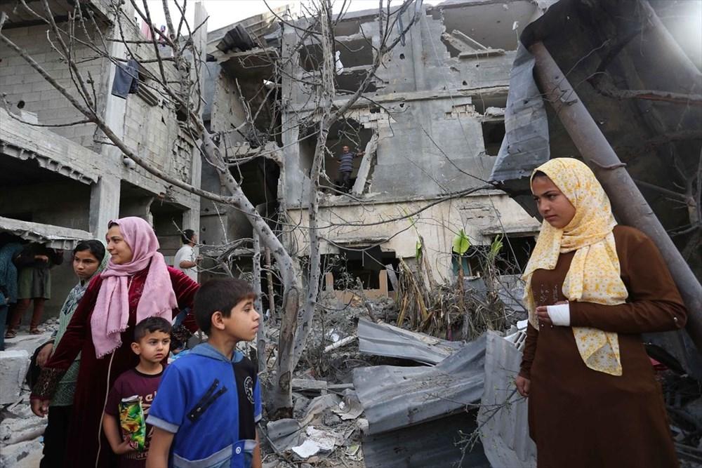 Ateşkesin ardından Gazze - 18