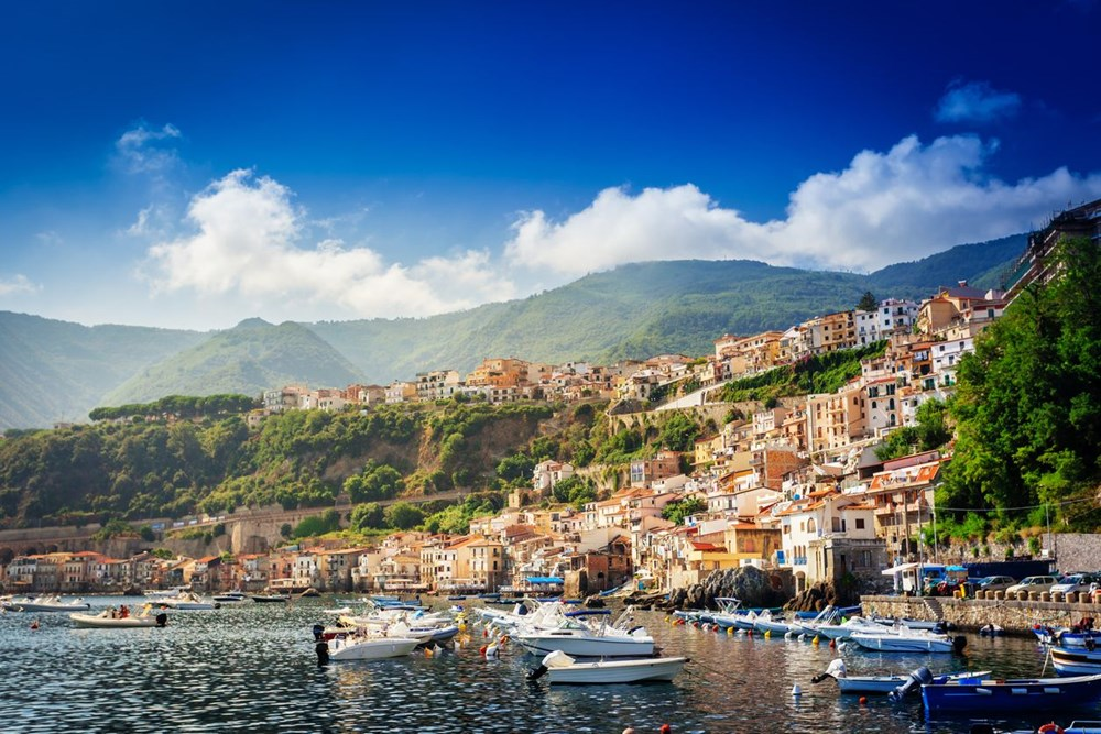İtalya'dan hayallerinizi gerçekleştirebilecek teklif: Bu güzel köyler taşınmanız için size 285 bin lira sunuyor - 1