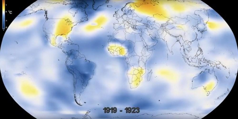 Dünya 'ölümcül' zirveye yaklaşıyor (Bilim insanları tarih verdi) - 48
