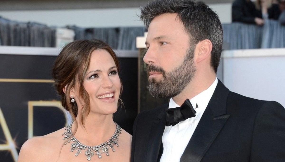 Ben Affleck'ten eski eşi Jennifer Garner'a Anneler Günü kutlaması
