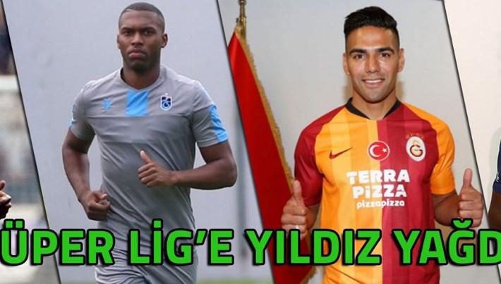 Transfer döneminde Süper Lig'de kimler geldi kimler gitti? (Transfer haberleri)