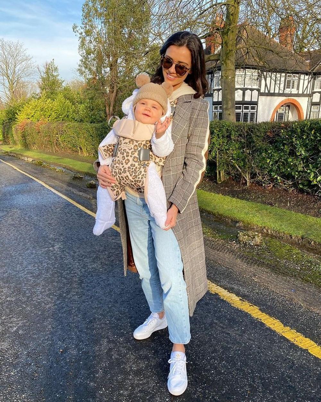Lucy Mecklenburgh: Bebeğim bir parça elmayla boğuluyordu - 10