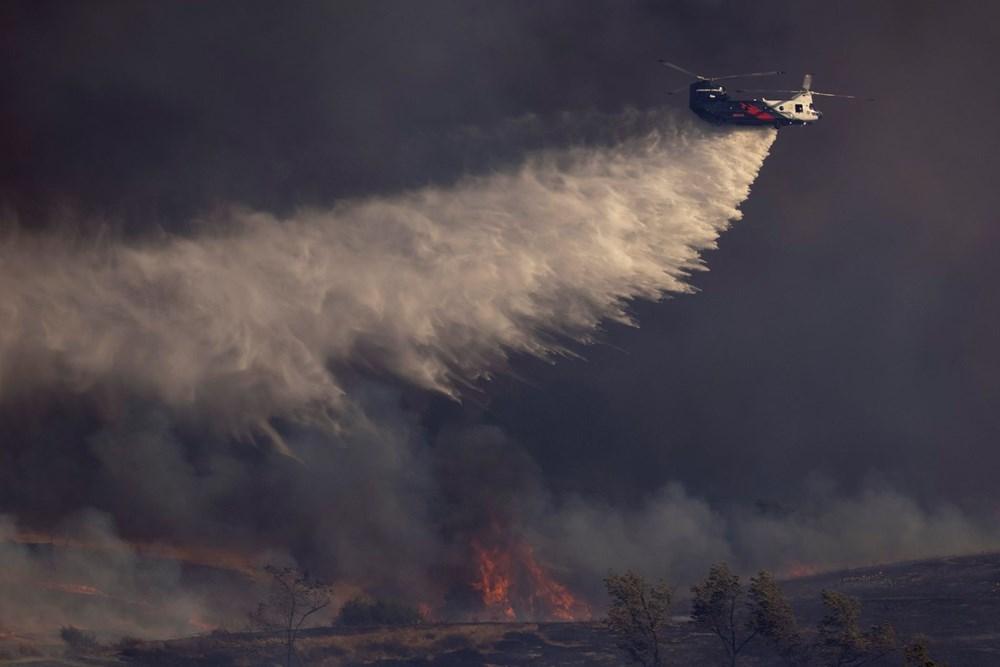 California yeniden yanıyor - 12