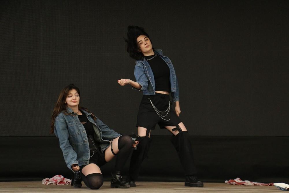 2021 K-Pop Festivali çevrim içi olarak düzenlendi - 12
