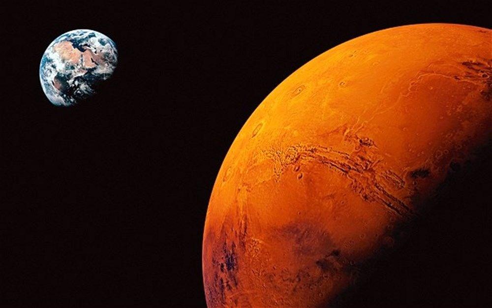 Bilim insanlarından 'Mars vebası' uyarısı: Kızıl Gezegen'den alınan örneklerin Dünya'ya getirilmesi yıkıcı bir pandemiye neden olabilir - 8