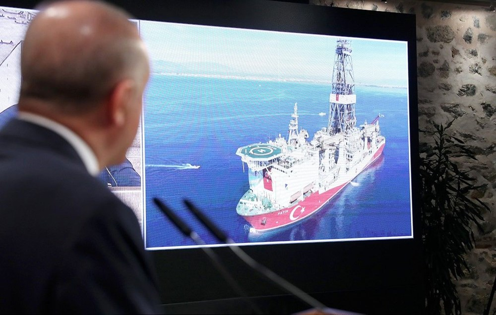 Karadeniz'de yeni rezerv: 135 milyar metreküp - 1