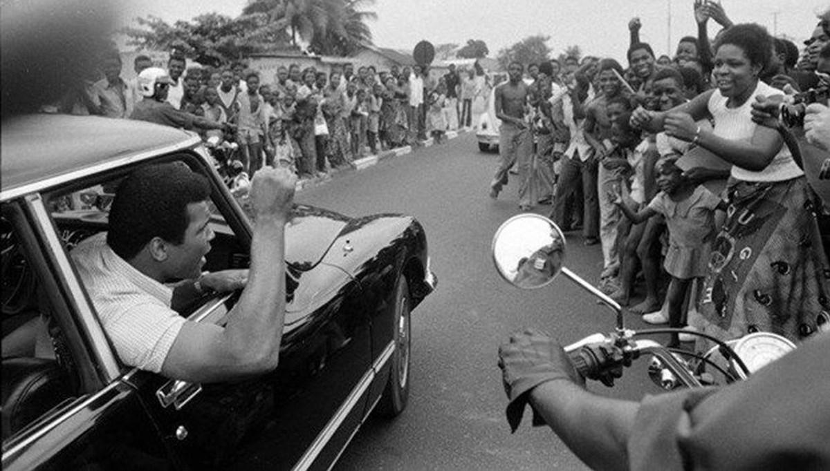 Muhammed Ali'nin çizdiği resimlere 1 milyon dolar