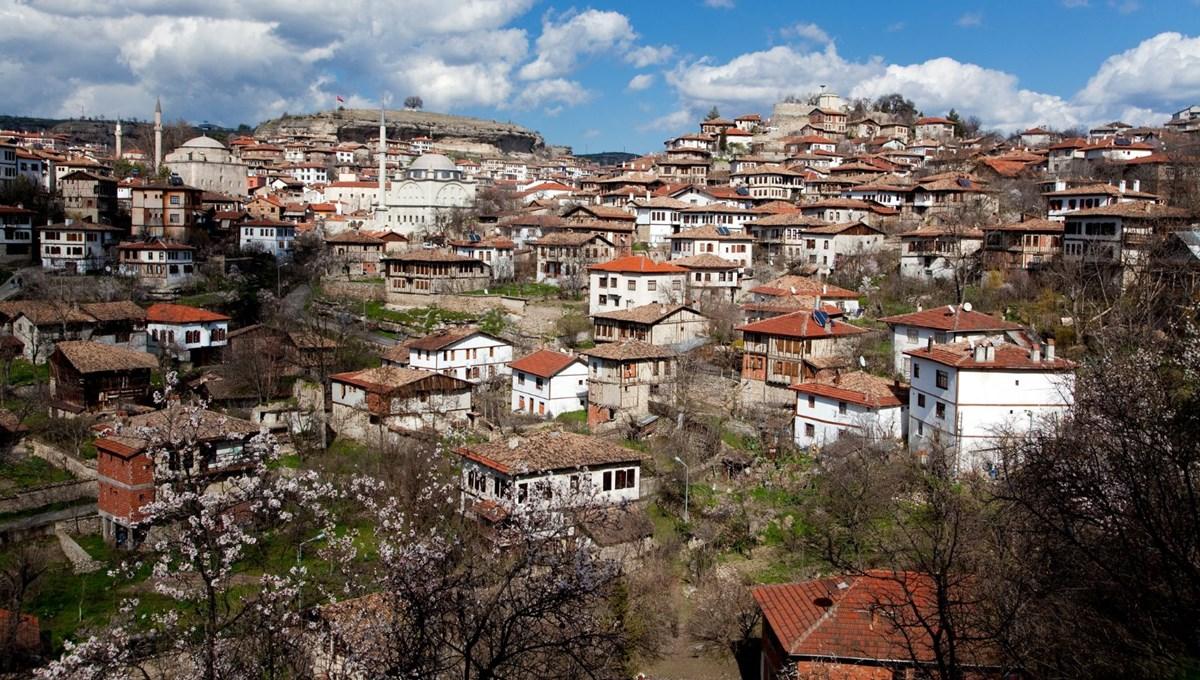 44 yıldır özenle korunuyor: Osmanlı kenti Safranbolu
