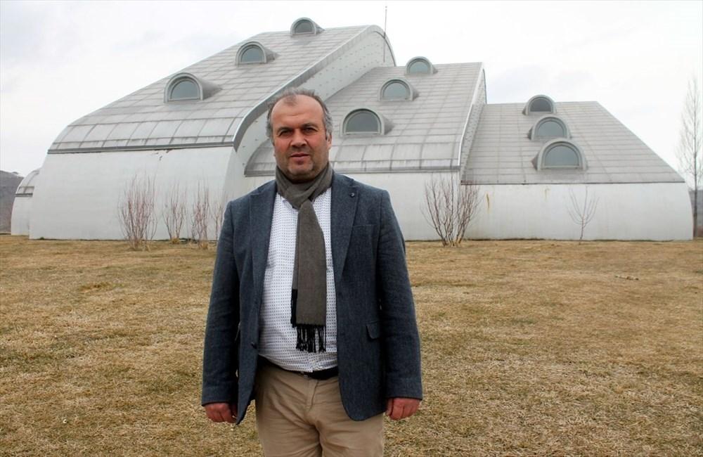 Bayburt'un ödüllü Baksı Müzesi yeniden kapılarını açtı - 9
