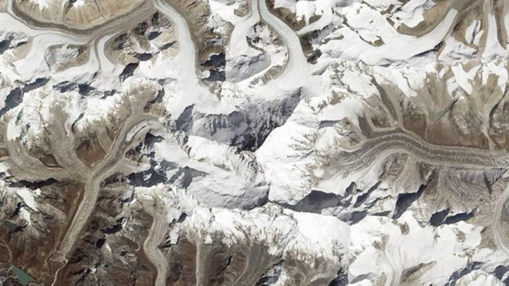 NASA Ankara'dan fotoğraf paylaştı (Astronotların gözünden gezegenimiz) - 31