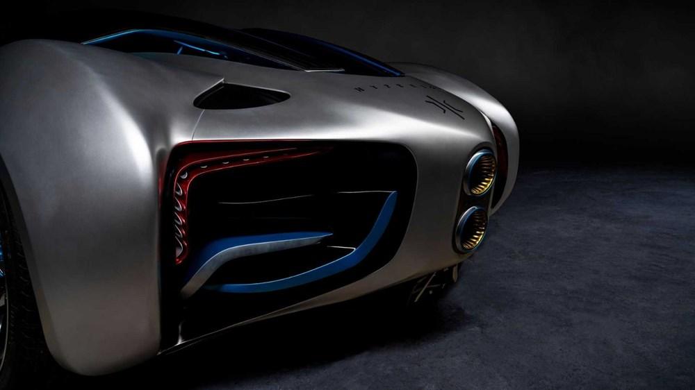 Hidrojen yakıtlı süper otomobil: Hyperion XP-1 - 9