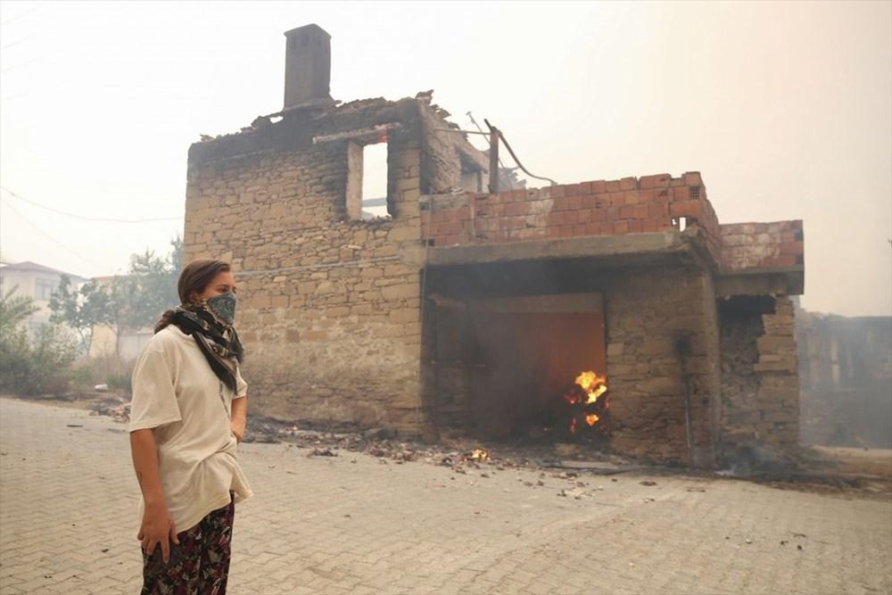 Antalya Manavgat'ta felaketin boyutu gün ağarınca ortaya çıktı - 12