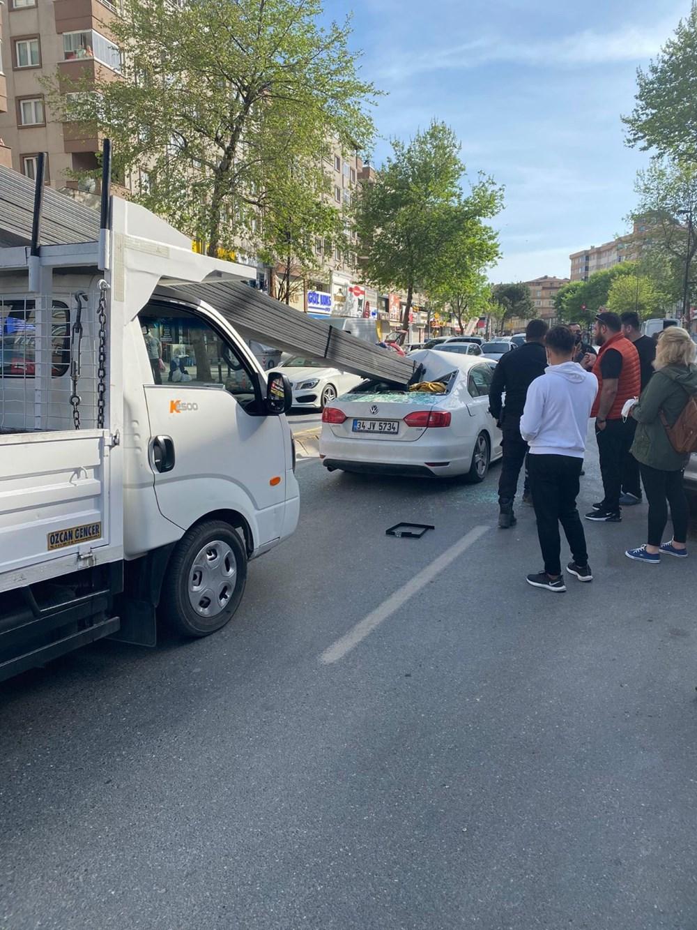 İstanbul'da görünmez kaza: Ölüm teğet geçti - 4