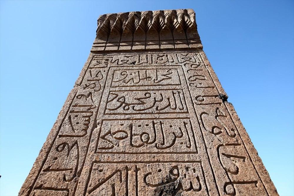 Anadolu'nun Orhun Abideleri: Ahlat Selçuklu Meydan Mezarlığı - 4