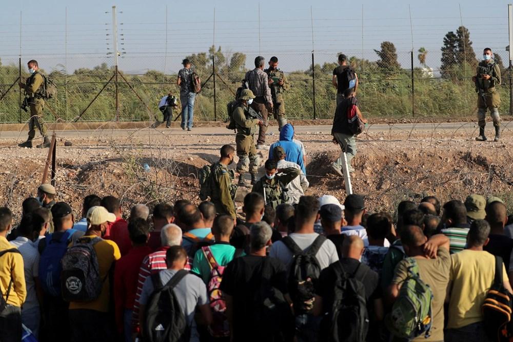 Intervensi keras dari tentara Israel ke Palestina - 2