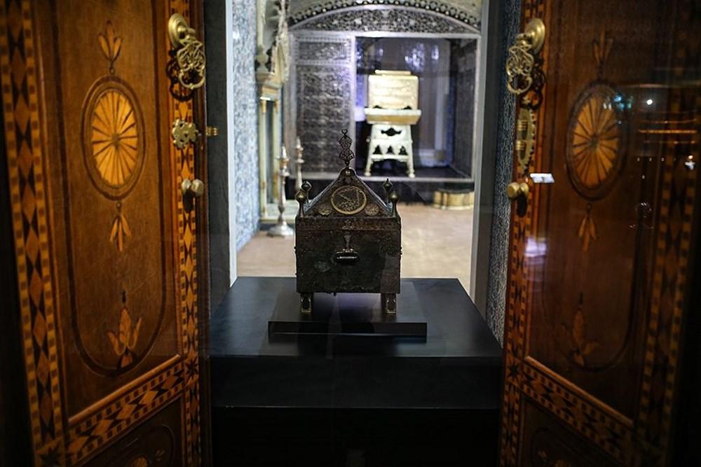 Topkapı Sarayı'nda kutsal emanetler için yeni düzenleme - 3