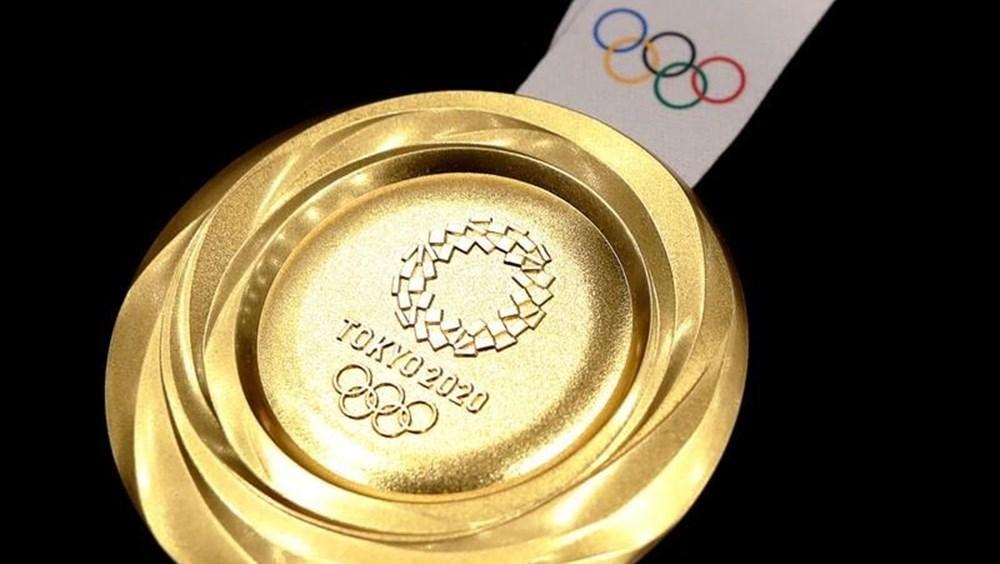 Olimpiyat madalyaları 'altın' değerinde