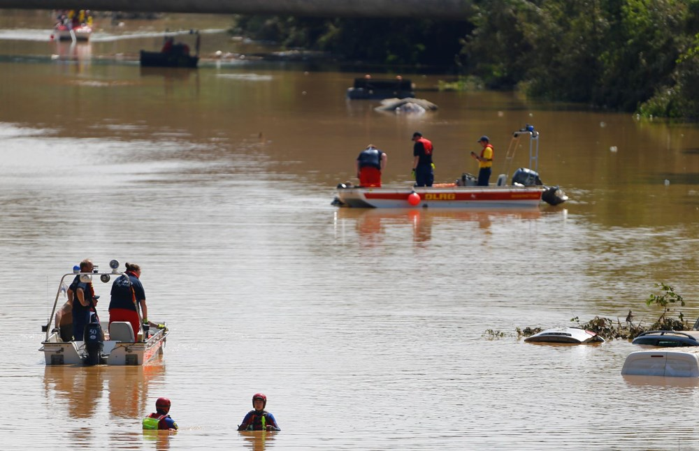 Almanya'da sel felaketinde ölü sayısı 156'ya yükseldi - 9