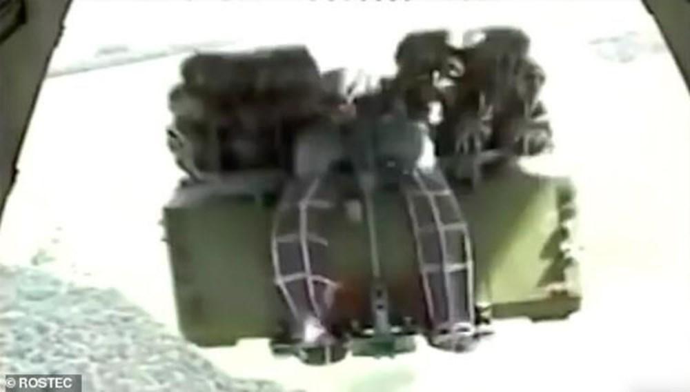 Karadeniz'de uçan tank: İçindeki askerlerle iniş yapıp, ateş etti - 4