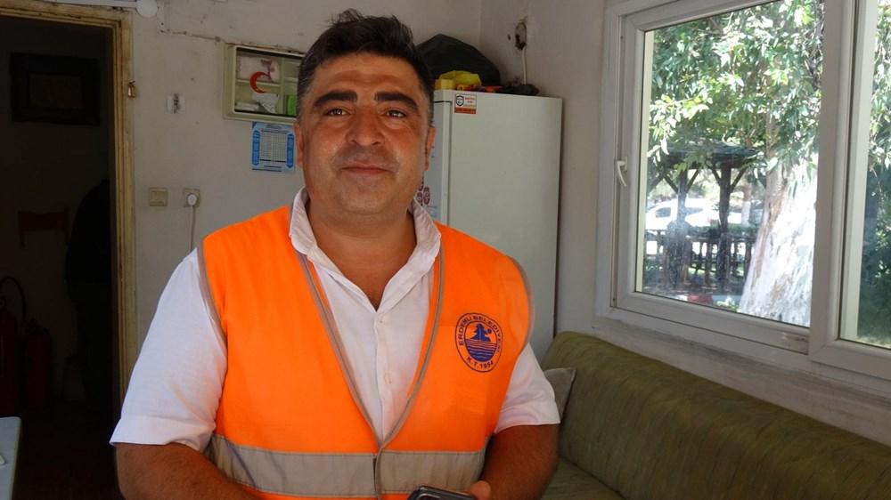 Sahiller çadır kente döndü: Günlüğü 45 liraya tatil - 5