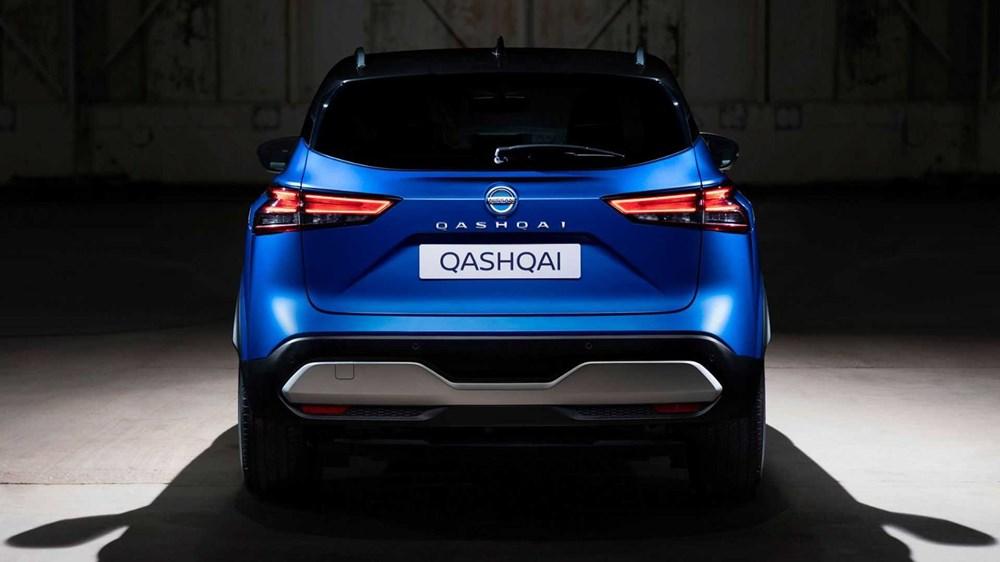 Yeni Nissan Qashqai resmen tanıtıldı - 10