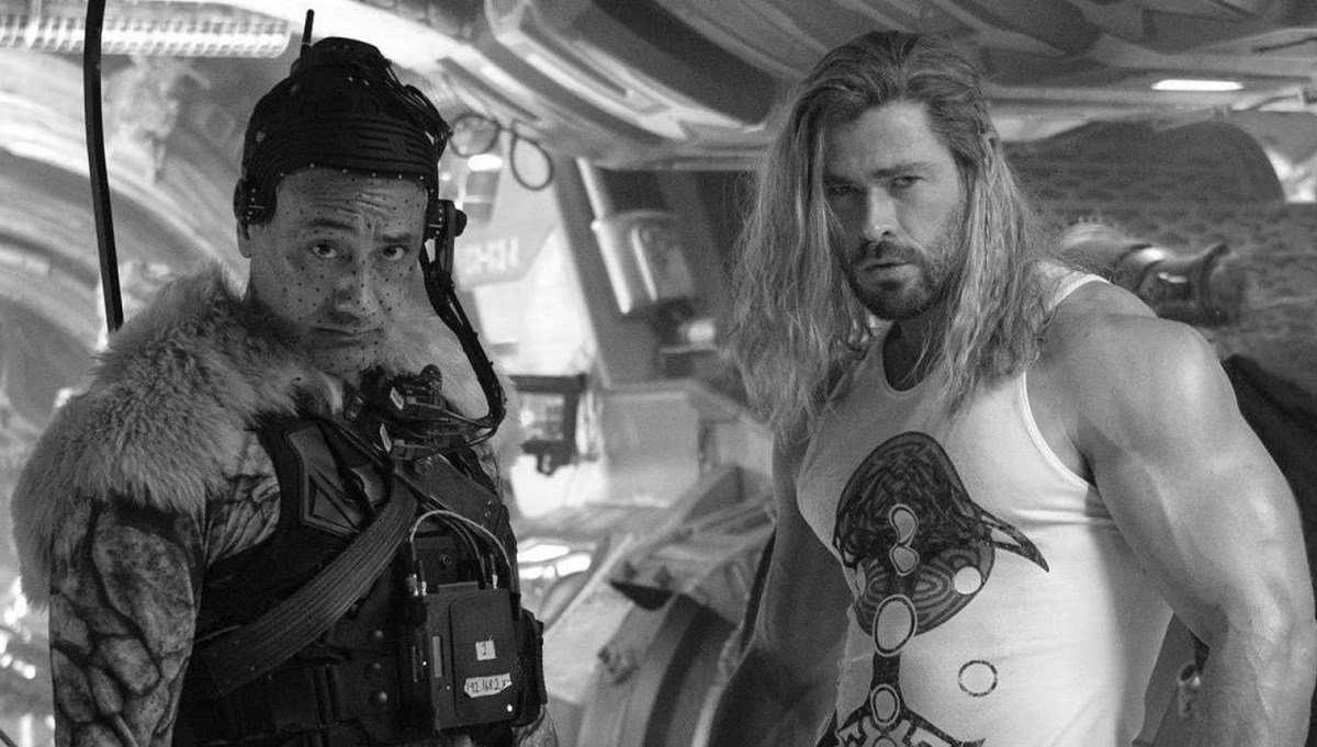 Chris Hemsworth'ün Thor kasları sosyal medyada tartışma yarattı