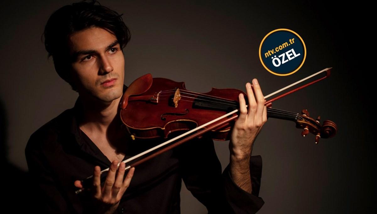 Genç müzisyen Yiğit Karataş: Doğuş Çocuk Senfoni Orkestrası sonrası çok güzel bir serüven başladı