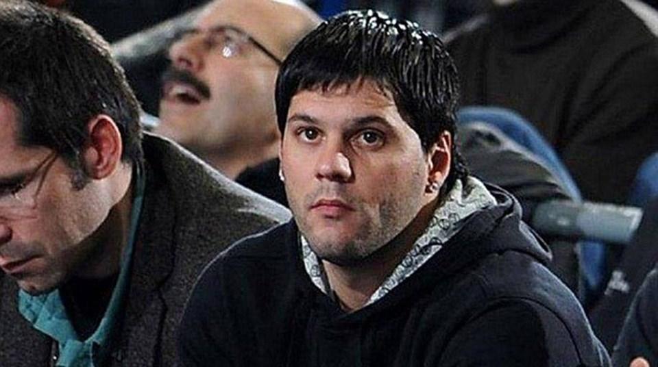 Messi'nin kardeşi Matias