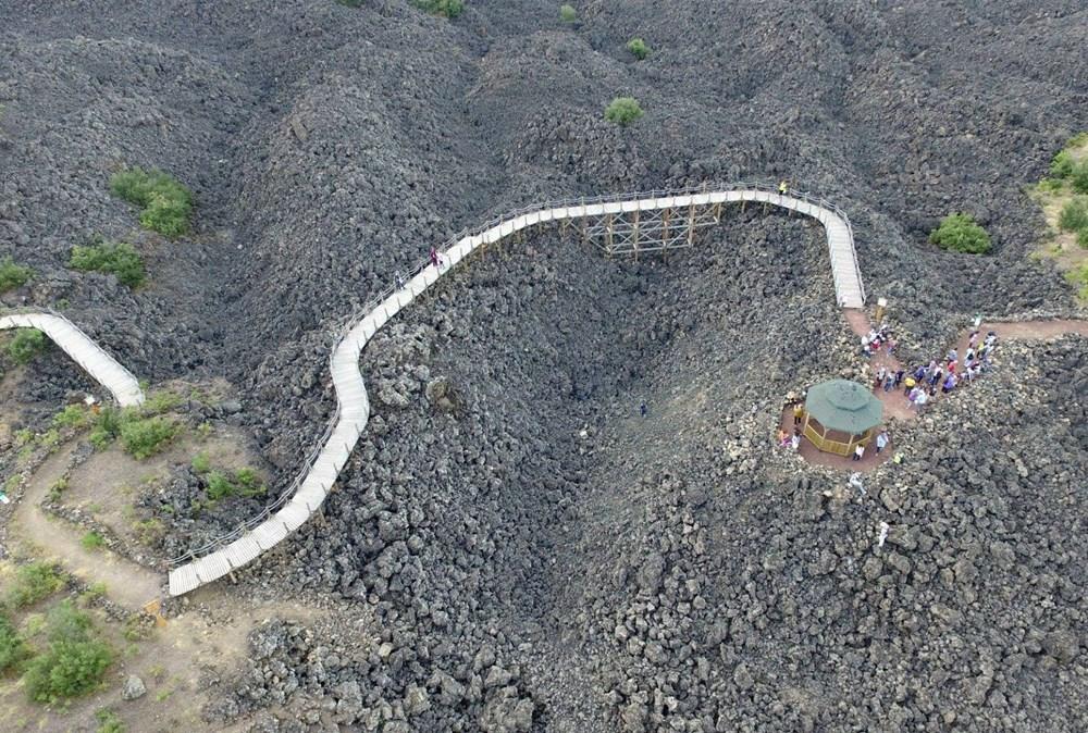 Türkiye'nin jeolojik yapısına ışık tutan Kula Jeoparkı (Manisa gezilecek yerler) - 9