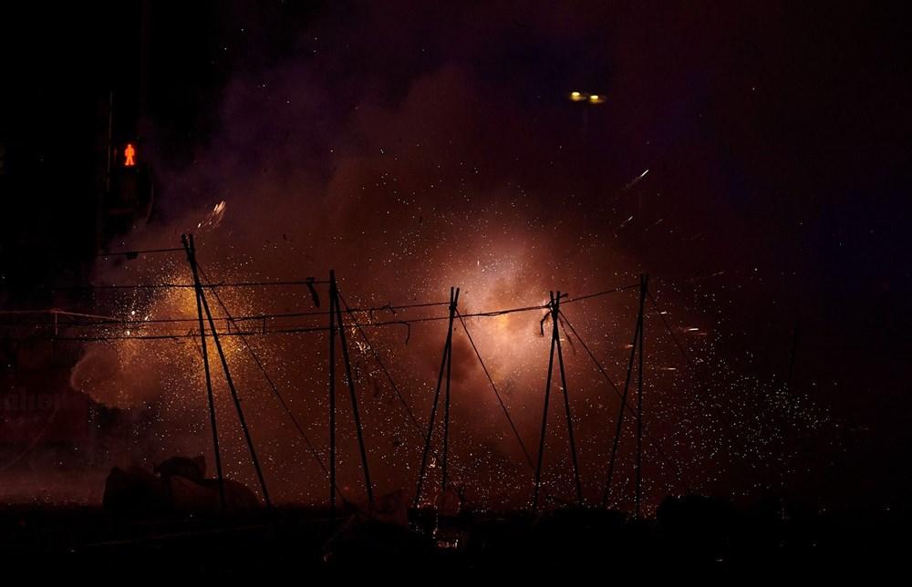 Avrupa'nın en ateşli festivali 'Las Fallas' - 10
