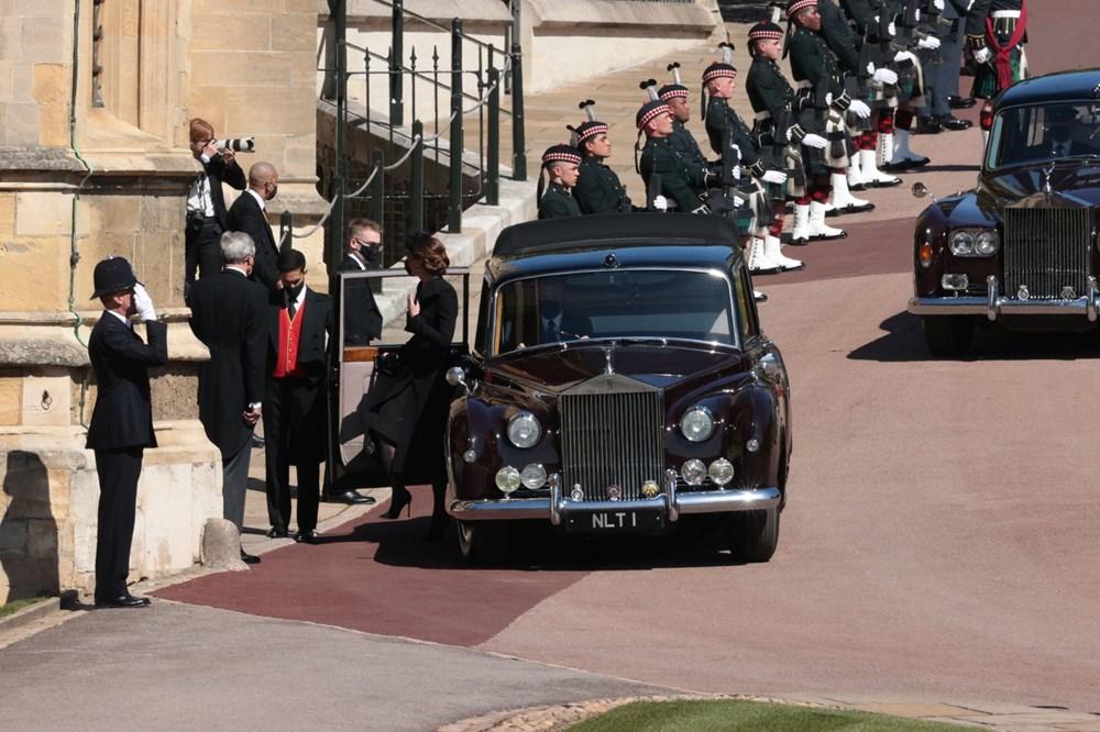 İngiltere, Prens Philip'e veda ediyor - 35