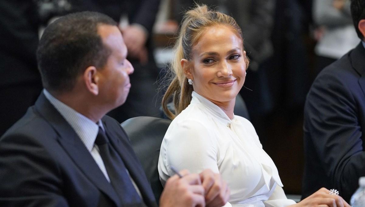 Jennifer Lopez-Alex Rodriguez çifti düğünden sonra evliliği de iptal etti