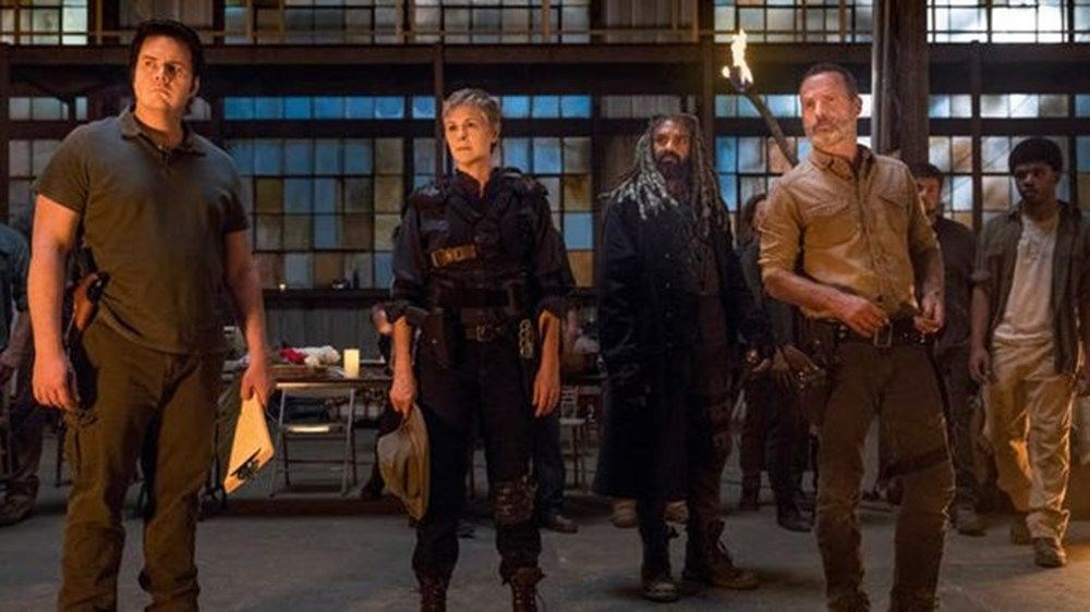 The Walking Dead komedisi geliyor - 4