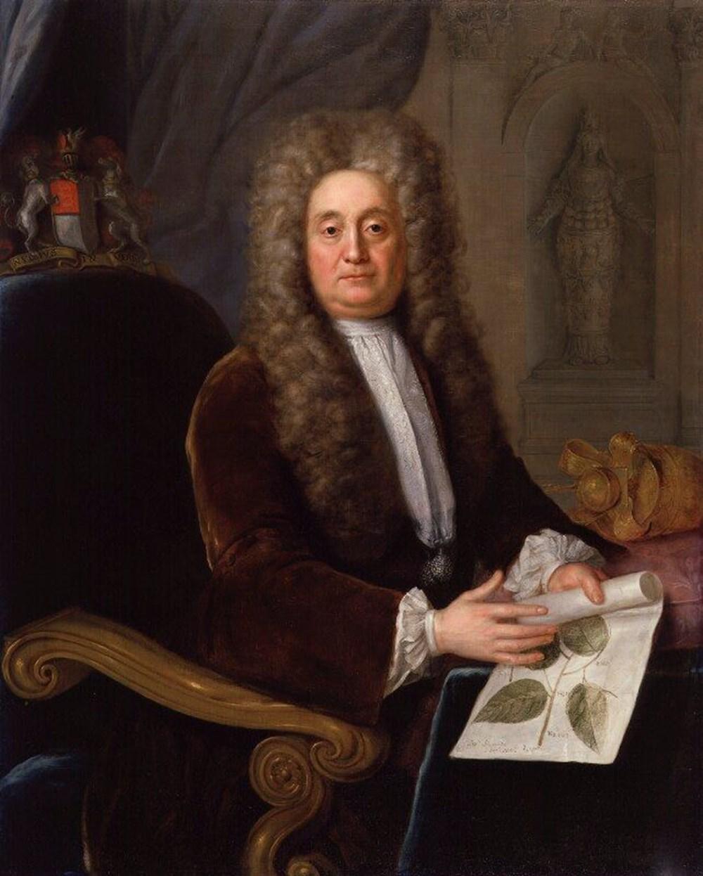 British Museum köleci kimliği nedeniyle Sir Hans Sloane büstünü sergiden çıkardı - 3