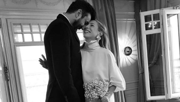 Necip Memili ile Didem Dayıcıoğlu evlendi