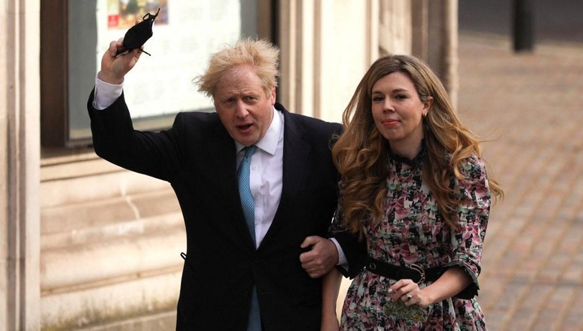 Boris Johnson ile Carrie Symonds'ın düğün tarihi belli oldu