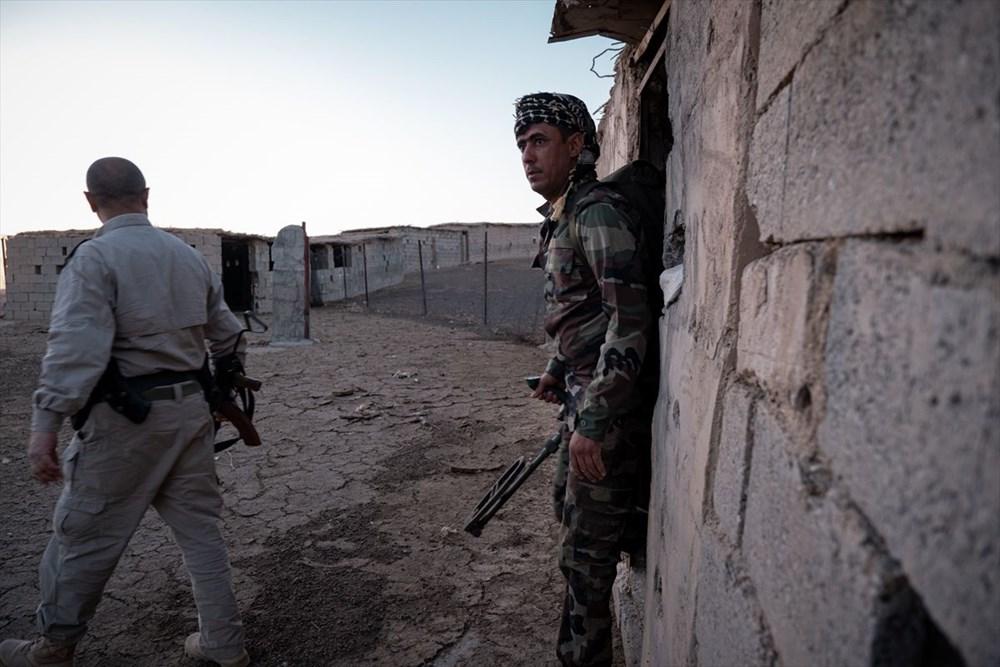 Irak'ta DAEŞ'e yönelik operasyon başlatıldı - 5