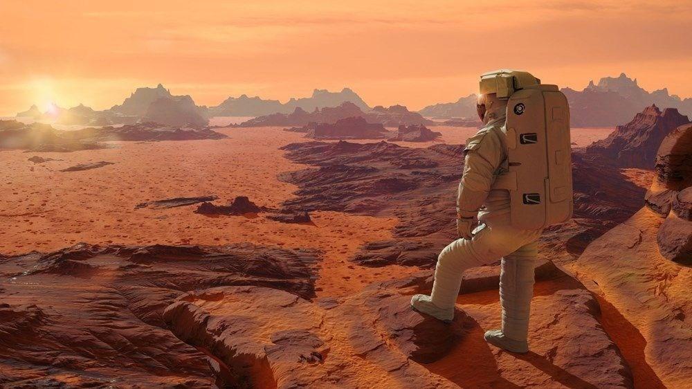 ABD'li bilim insanları açıkladı: Mars'ın tuzlu suyundan oksijen ve yakıt üretecek teknoloji geliştirildi - 7