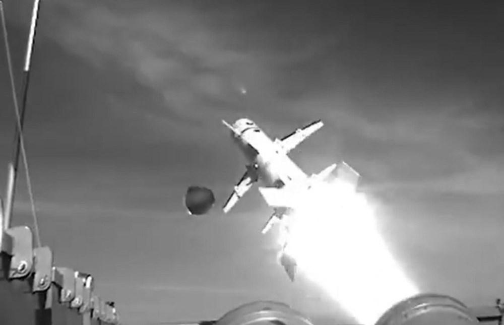 TSK'nın yeni roketatarı 12'den vurdu - 32