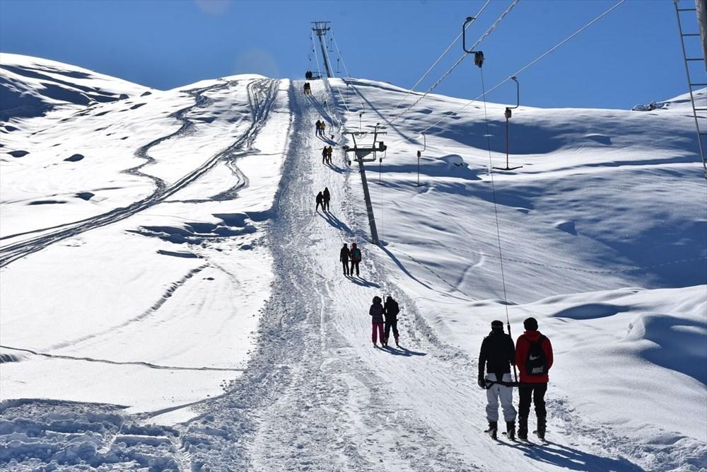 Burası Alp Dağları değil, Hakkari Merga Bütan Kayak Merkezi - 11