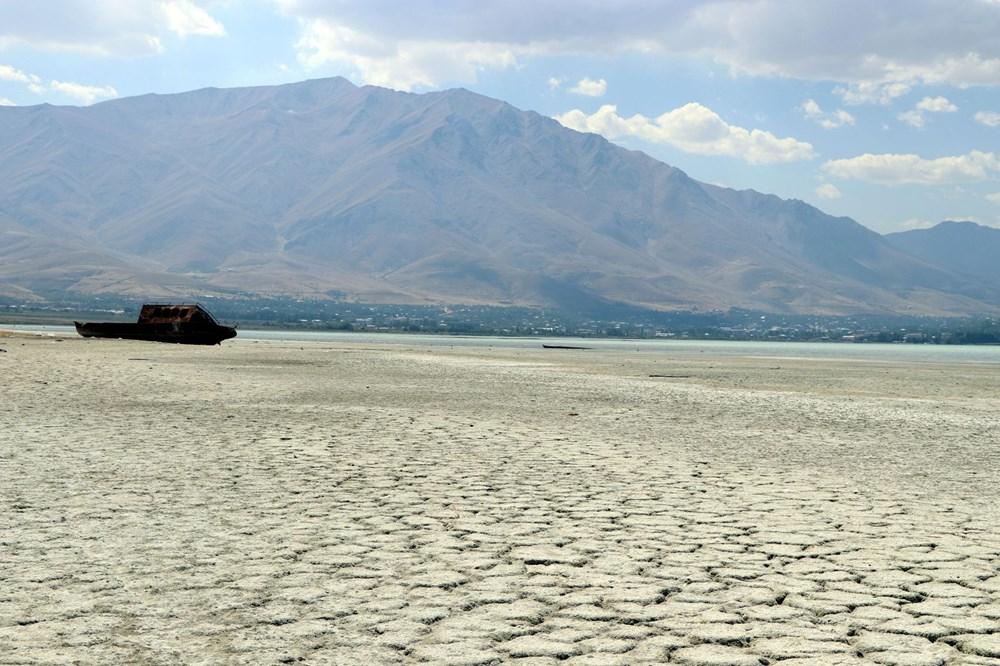 İklim değişikliğiyle Van Gölü büyük tehlike altında - 8
