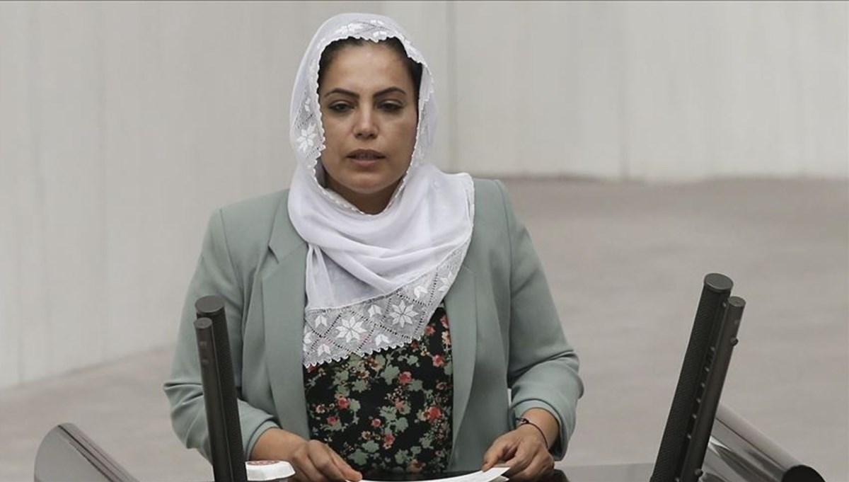 HDP'li milletvekili Remziye Tosun hakkında soruşturma