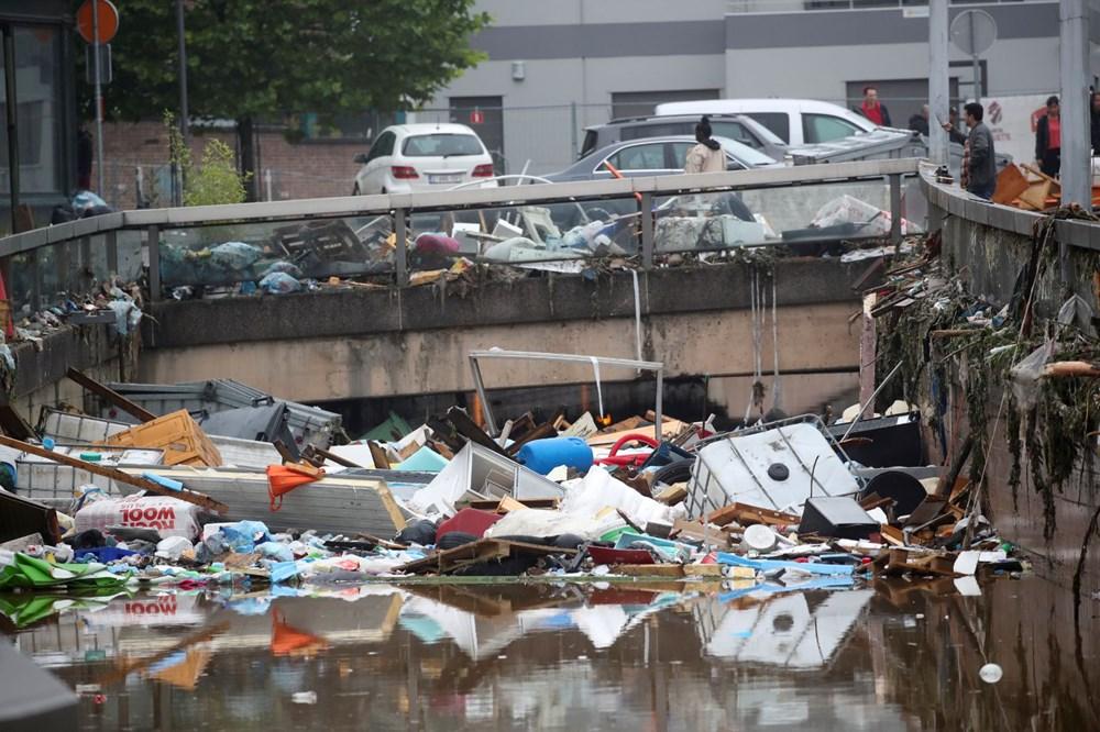 Belçika'daki sellerde ölü sayısı 12'ye yükseldi - 5